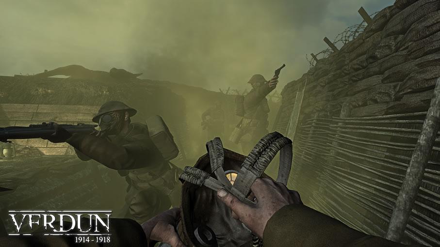 Verdun скачать торрент 1914 1918 - фото 4