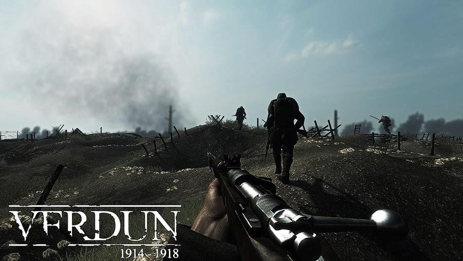 Verdun скачать торрент 1914 1918 - фото 6